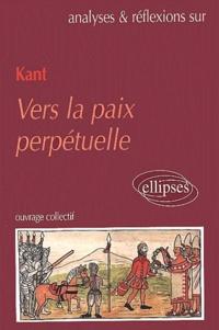 Hervé Guineret - Vers la paix perpétuelle, Kant.