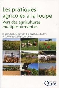 Les pratiques agricoles à la loupe- Vers des agricultures multiperformantes - Hervé Guyomard | Showmesound.org