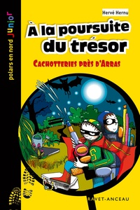 Hervé Hernu - A la poursuite du trésor.