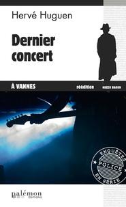 Hervé Huguen - Dernier concert à Vannes.