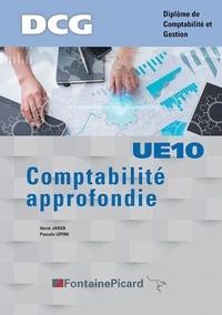 Hervé Jahier et Pascal Lépine - Comptabilité approfondie DCG 10.