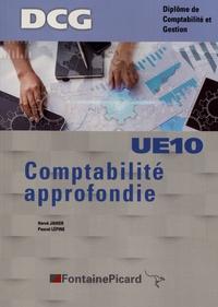 Hervé Jahier et Pascal Lépine - Comptabilité approfondie DCG UE10.