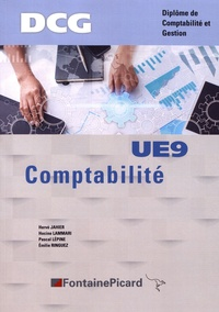 Hervé Jahier et Hocine Lammari - Comptabilité DCG 9.