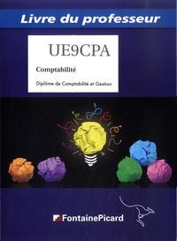 Hervé Jahier et Hocine Lammari - Introduction à la comptabilité DCG 9 - Livre du professeur.