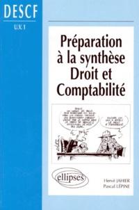Hervé Jahier et Pascal Lépine - .