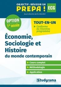 Hervé Jutier - Economie, sociologie et histoire du monde contemporain 1re année.