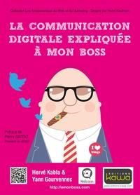Hervé Kabla et Yann Gourvennec - La communication digitale expliquée à mon boss.