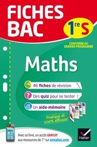 Hervé Kazmierczak et Christophe Roland - Fiches bac Maths 1re S - fiches de révision   Première S.