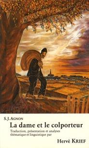 Deedr.fr La dame et le colporteur (Haadonit weharokhel) S.J. Agnon - Présentation, analyses thématique et linguistique Image