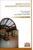 Hervé Laroche et Patrick Joffre - Perspectives en management stratégique - Tome 9, 2001-2002.