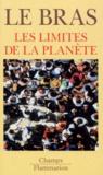 Hervé Le Bras - LES LIMITES DE LA PLANETE. - Mythe de la nature et de la population.