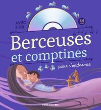 Hervé Le Goff - Berceuses et comptines pour s'endormir. 1 CD audio