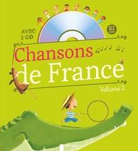 Hervé Le Goff - Chansons de France pour les petits - Volume 2. 1 CD audio