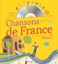 Hervé Le Goff - Chansons de France pour les petits - Volume 3. 1 CD audio
