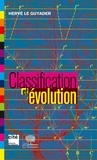 Hervé Le Guyader - Classification et évolution.
