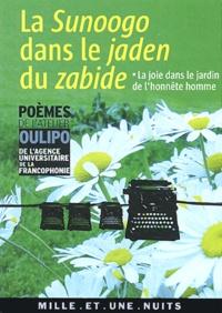 Hervé Le Tellier - La Sunoogo dans le jaden du zabide - La joie dans le jardin de l'honnête homme.