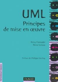 UML. Principes de mise en oeuvre - Hervé Leroux   Showmesound.org