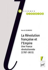 La Révolution française et lEmpire - Une France révolutionnée (1787-1815).pdf