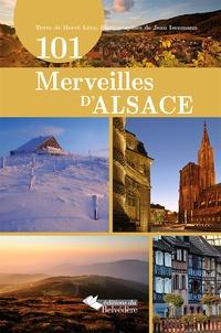 Hervé Lévy - 101 merveilles d'Alsace.