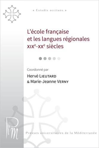 L'école française et les langues régionales