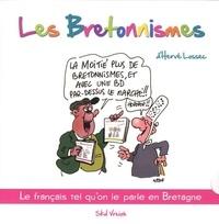 Hervé Lossec - Coffret Les Bretonnismes en 2 volumes - Tome 1, Les Bretonnismes ; Tome 2, Les Bretonnismes de retour.