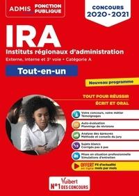 Hervé Macquart - Concours IRA (Instituts Régionaux d'Administration) - Tout-en-un, externe, interne et 3e voie.