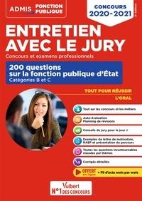 Hervé Macquart - Entretien avec le jury - 200 questions sur la fonction publique d'État - Catégories B et C - Conc... - Oral - Concours 2020-2021.