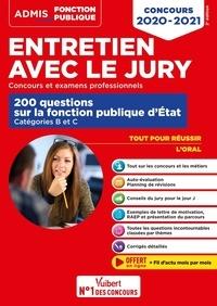 Hervé Macquart - Entretien avec le jury - 200 questions sur la fonction publique d'Etat catégories B et C.