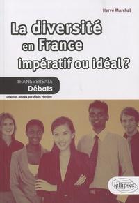 Hervé Marchal - La diversité en France : impératif ou idéal ?.