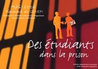 Hervé Mécheri - Des étudiants dans la prison - Almanach du GENEPI, 1976-2006.