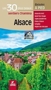 Hervé Millon - Alsace les 30 plus beaux sentiers.
