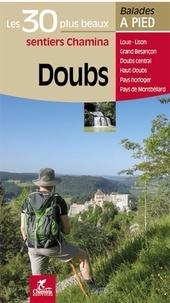Hervé Milon - Doubs - Les 30 plus beaux sentiers Chamina à pied.