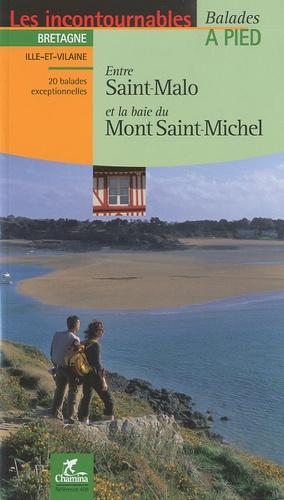 Hervé Milon - Entre Saint-Malo et la baie du Mont Saint-Michel - Balades à pied.