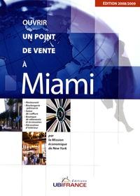 Hervé Ochsenbein et Nadia Benzakour - Ouvrir un point de vente à Miami.