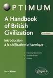 Hervé Picton - A Handbook of British Civilization - Introduction à la civilisation britannique.