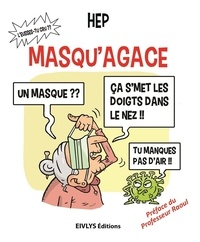 Herve Pinget - Masqu'agace.