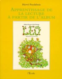Hervé Puydebois - Apprentissage de la lecture à partir de l'album Léo.