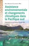 Hervé Raimana Lallemant-Moe - Assistance environnementale et changements climatiques dans le Pacifique sud.
