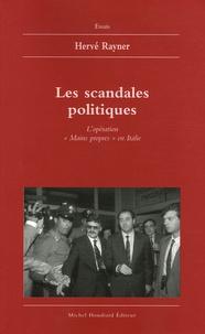 Les scandales politiques - Lopération Mains propres en Italie.pdf
