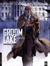 Hervé Richez - Groom Lake Tome 3 : La légende de Blarney Stone.