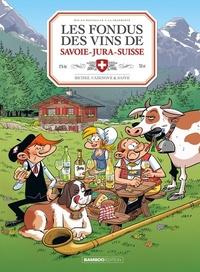 Téléchargement gratuit de livres audio sur cd Les fondus des vins du Savoie-Jura-Suisse  - Avec un livre de cave offert en francais DJVU RTF