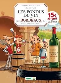 Hervé Richez et Christophe Cazenove - Fondus du vin (Les) 0 : Les Fondus du vin : Bordeaux - OP 2021.