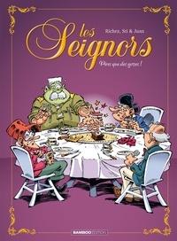 Ebooks français télécharger Les Seignors Tome 3 (Litterature Francaise) 9782818968628