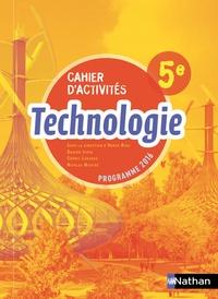 Hervé Riou - Technologie 5e - Cahier d'activités.
