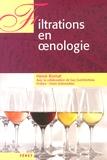 Hervé Romat - Filtrations en oenologie.