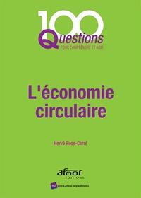 Hervé Ross-Carré - L'économie circulaire.