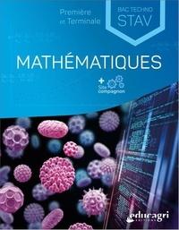 Hervé Roux et Joël AGEORGES - Mathématiques Première et Terminale Bac technologique STAV.