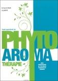 Hervé Staub et Lily Bayer - Traité approfondi de phyto-aromathérapie - Avec présentation de 750 huiles essentielles connues.
