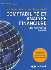 Hervé Stolowy et Michel Lebas - Comptabilité et analyse financière - Une perspective globale.