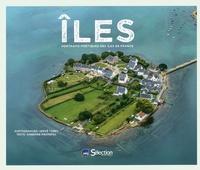 Histoiresdenlire.be Iles - Portraits poétiques des îles de France Image
